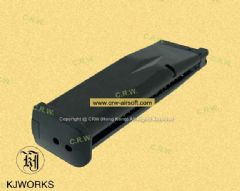 29rd Magazine for KP05 Hi-Capa GBB by KJ
